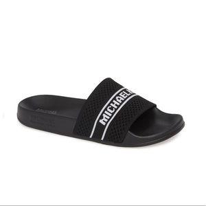 Michael Kors Gilmore Slide Sandal